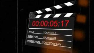 getlinkyoutube.com-Clapper Countdown Leader After Effects template