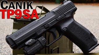 getlinkyoutube.com-Century Arms Canik TP9SA Review - Guns.com
