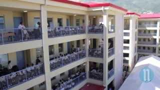 getlinkyoutube.com-Le nouveau bâtiment du collège MarieAnne