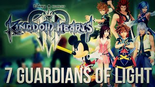 getlinkyoutube.com-Kingdom Hearts 3 - The 7 Guardians of Light (Kingdom Hearts Discussion)