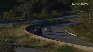 Un motociclista falleció en un terrible accidente en la autopista 169 en Briarcliff Pkw