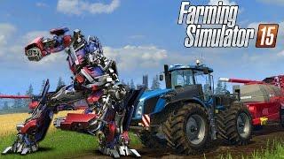getlinkyoutube.com-Farming Simulator 2015 - Transformers