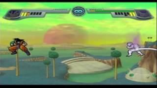 getlinkyoutube.com-Dragon ball Z Infinite World Saga Freezer (Parte 1)