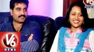 getlinkyoutube.com-Anchor Suma And Rajiv Kanakala Special Interview || Life Mates || V6 Exclusive