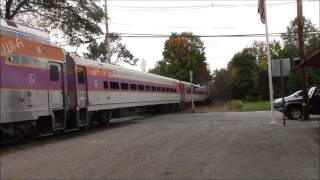 getlinkyoutube.com-[HD]Patriots Trains Featuring HSP-46 2013!!!!!!!!!!