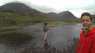 Hike from Elgol to Loch Coruisk Aug 2015