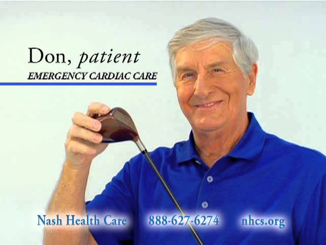 Nash Heart Center - Don, Patient