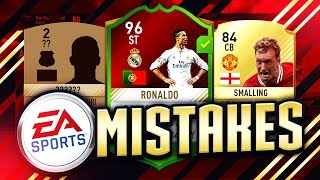 getlinkyoutube.com-FIFA 17 - EA'S BIGGEST MISTAKES! RATING GLITCHES, FREE CARDS! A SQUAD OF THINGS EA MESSED UP