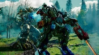 getlinkyoutube.com-Transformers :  Revenge of the Fallen Forest Battle (1080pVO)