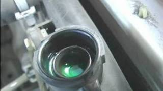 getlinkyoutube.com-Basic Car Care & Maintenance : Checking Car Radiator Coolant Level