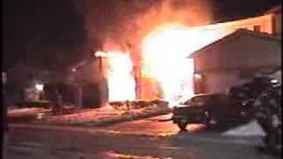 getlinkyoutube.com-(RAW VIDEO) FULLY INVOLVED CONDO ON FIRE**TINLEY PARK,IL**