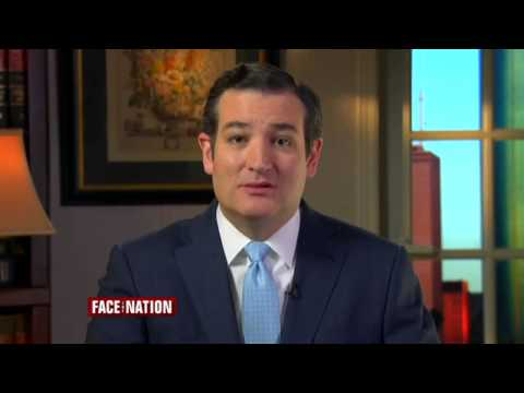 'Face the Nation' Edits Out Senator Cruz Condemning Obama's 'Abuse of Power'
