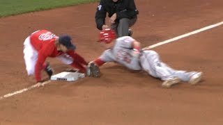 getlinkyoutube.com-Trout confident of replay after crafty slide