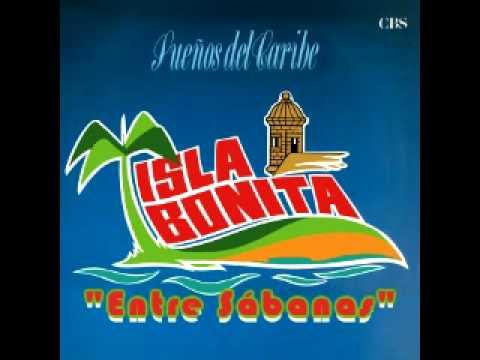 Entre Sabanas de Orquesta Isla Bonita Letra y Video