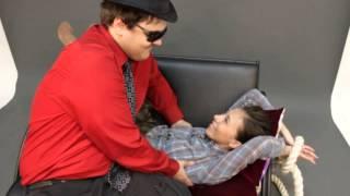getlinkyoutube.com-Victorian Panther Tickle Torture Part1