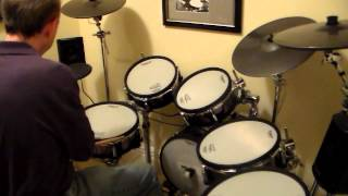 getlinkyoutube.com-Ziggy Stardust - David Bowie - Drum Cover by Keith B.