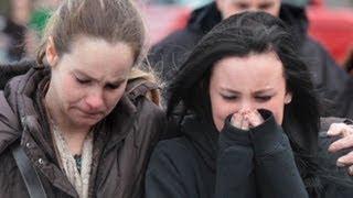 Ohio School Shooting; Hero Teacher