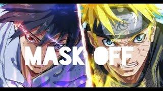 Future - Mask off [AMV] NARUTO X AFRO