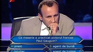 getlinkyoutube.com-Vrei sa fii milionar - 24 mai 2014 - Prima TV