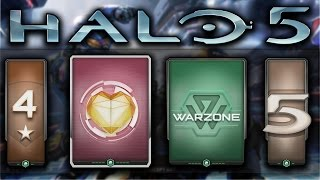 getlinkyoutube.com-Opening 17 REQ Packs | HCFP Special REQ Pack | Halo 5 Guardians