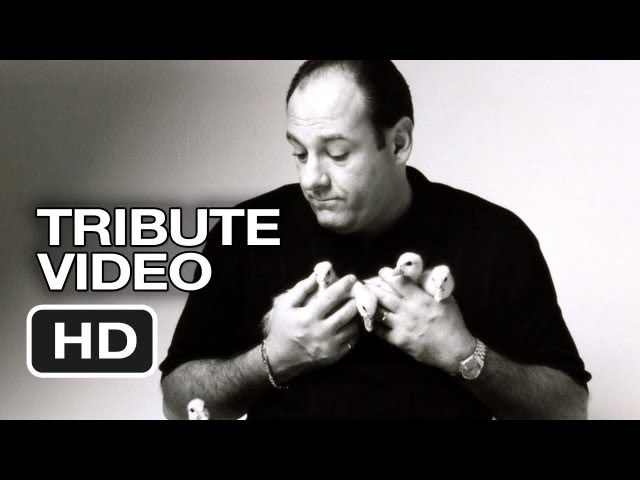 James Gandolfini Tribute Video - HD Movie