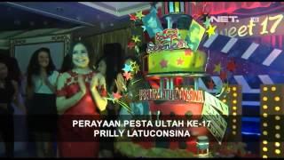 Entertainment News - Prilly Latuconsina ultah ke 17
