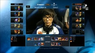 getlinkyoutube.com-Faker - Master Yi at LCK(2015 LCK Summer)