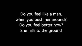 The Red Jumpsuit Apparatus   Facedown (Acoustic) Lyrics