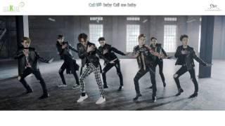 getlinkyoutube.com-[Vietsub+Kara][MV] EXO - CALL ME BABY (Kor ver) [EXO Team]