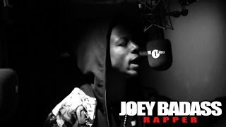 Joey Bada$$ & Kirk Knight - Fire In The Booth Freestyle (Live on BBC Radio 1)
