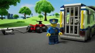 getlinkyoutube.com-LEGO CITY 60048, 60047, 60046, 60045, 60044, 60043, 60042, 60041