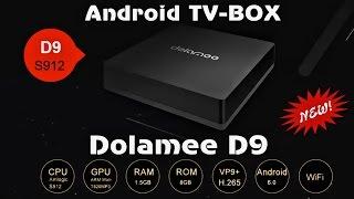 getlinkyoutube.com-Обзор и настройка Android Smart TV BOX : DOLAMEE D9 - Full HD приставки на OS ANDROID 6.0