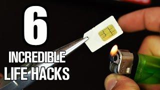 getlinkyoutube.com-6 Incredible Gadgets and Life hacks