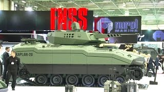 getlinkyoutube.com-FNSS - New Military Assets Static Display At IDEF 2015 [1080p]