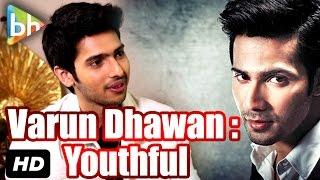 """Varun Dhawan Is So YOUTHFUL"": Armaan Malik"