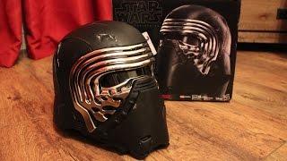getlinkyoutube.com-Star Wars Helmet - Casque de Kylo Ren - The Black Series