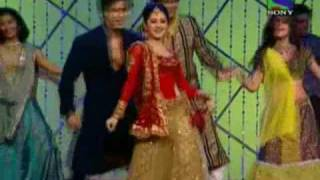 getlinkyoutube.com-Aamir and Sanjeeda's Dance on BHPH(August 1st)