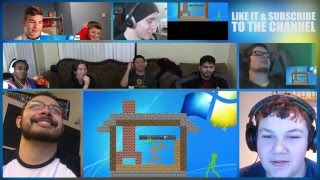 getlinkyoutube.com-ANIMATION VS. MINECRAFT (original) - Alan Becker - Reactions Mashup
