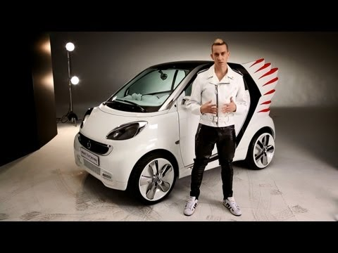 Smart fortwo Design | Jeremy Scott