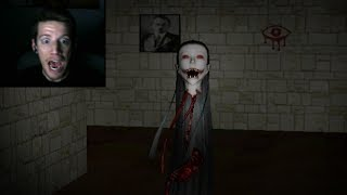 WORST JUMP SCARE EVER! (Eyes Horror Game)