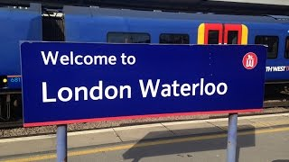 getlinkyoutube.com-Full Journey on South West Trains from Waterloo to Waterloo (via Hounslow and Richmond)