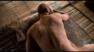 getlinkyoutube.com-Initiation ceremony at Kanganaman, PNG [SD] 360documentaries, ABC RN