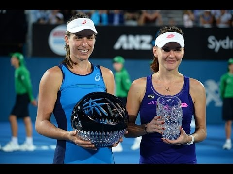 2017 Apia International Sydney Final | Johanna Knota vs Agnieszka Radwanska | WTA Highlights