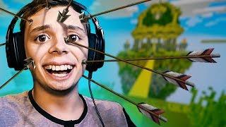 getlinkyoutube.com-HVORFOR STÅR HUN DER? | Bedwars - Minigames | Norsk Minecraft