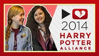 P4A: THE HARRY POTTER ALLIANCE // Feat. Hermione!