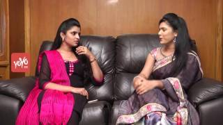 getlinkyoutube.com-Anchor Shyamala About Her Love Story | YOYO TV Channel