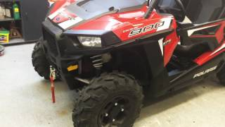 getlinkyoutube.com-2016 Polaris RZR 900 Trail - Review