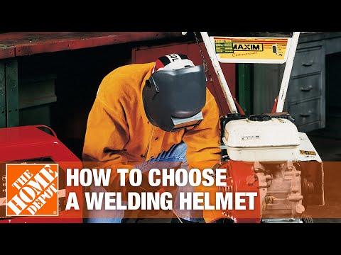 How to Choose the Best Welding Helmet