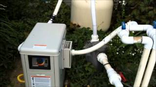getlinkyoutube.com-Hayward H100 Pool Heater