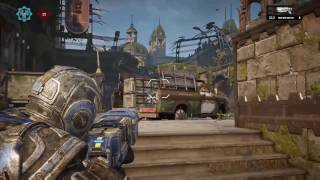 getlinkyoutube.com-Gears of War 4 - All Weapons, Reload Animations and Sounds